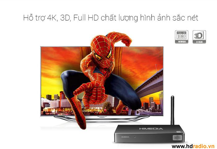 Android TV Box nào hỗ trợ âm thanh DTS Passthrough,True HD?