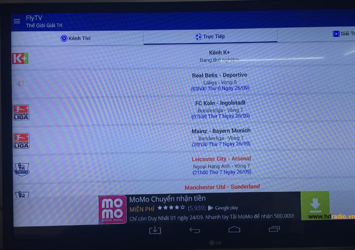 Bạn Đã Biết Gì Về Ứng Dụng Fly Tivi Trên Android Box