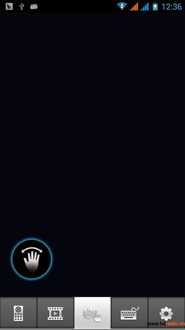 Điều khiến Android TV box NEO X8H bằng Smartphone