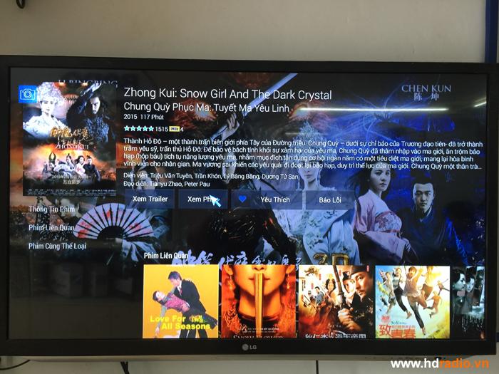 Giới thiệu android box M5 giá rẻ thiết bị biến tv thường thành tv thông minh đáng mua nhất hiện nay