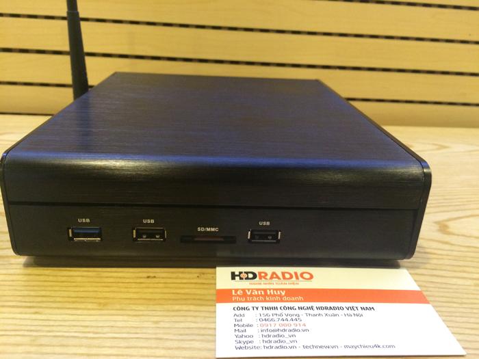 Himedia Q10IV Sự Kết Hợp Hoàn Hảo Giữa Đầu Phát HD Player Và Android Box
