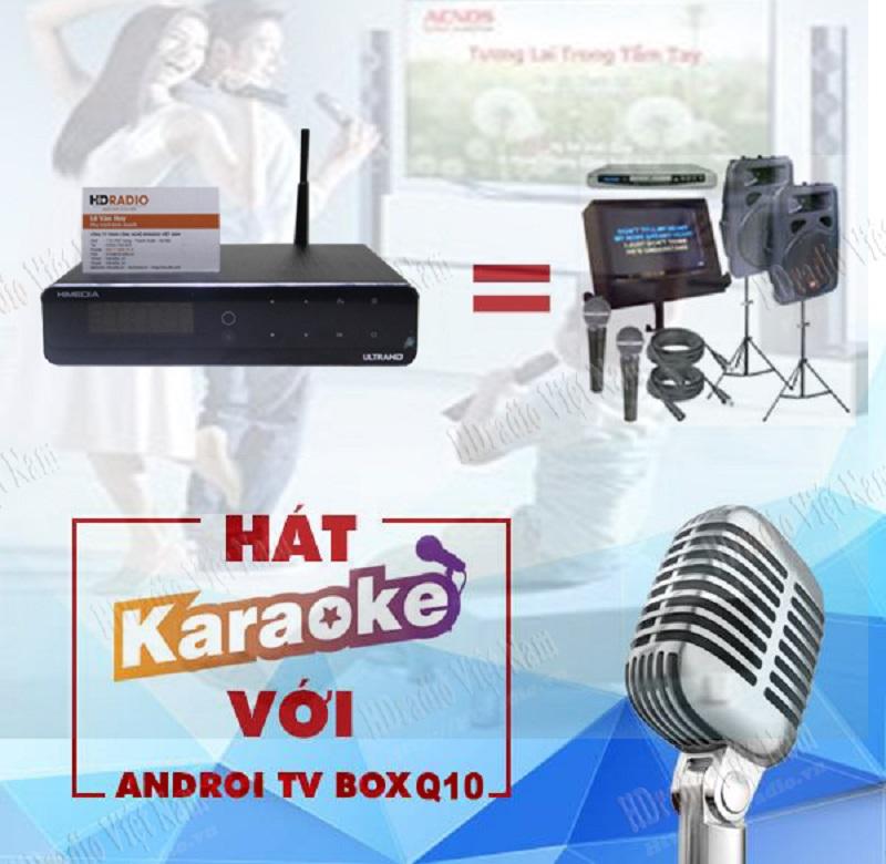 Tư vấn lắp đặt phòng Karaoke chuyên nghiệp tại nhà với Android Box[Full]