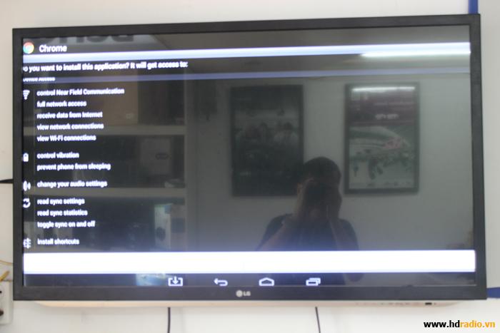 Hướng dẫn người dùng dowload và cài đặt ứng dụng cho Android Box hãng Xtreamer