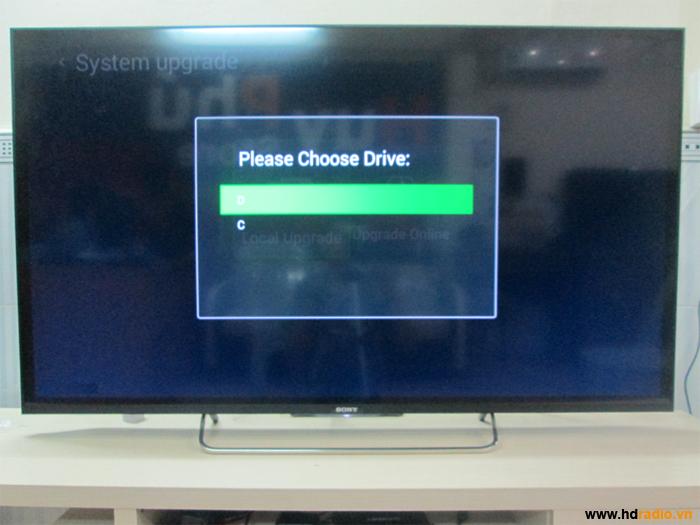 Hướng dẫn Up Rom cho tất cả các dòng Android TV Box