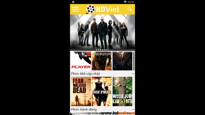 Hướng dẫn xem FULL màn hình các ứng dụng dành cho điện thoại trên Android tv box