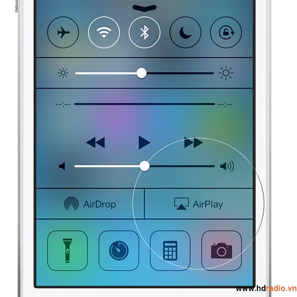 Hướng dẫn chia sẻ ảnh và video lên TV tính năng: DLNA, AirPlay, Miracast