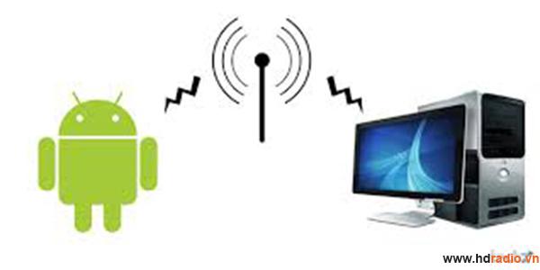 Hướng dẫn chia sẻ dữ liệu từ máy tính sang Android Box