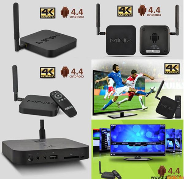 Hướng dẫn up rom cho Android TV Box Minix Neo X8/X8-H