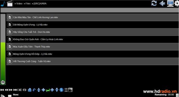 Karaoke trên Android Box bằng XBMC