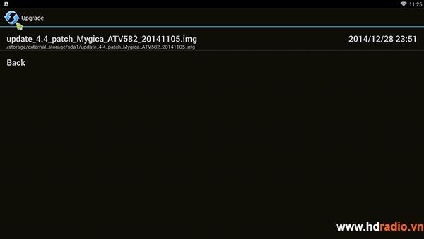 Khắc phục lỗi Android box 1800E Plus không xem được HTVonline