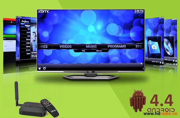 Khắc phục một số lỗi cơ bản khi sử dụng Android TV box