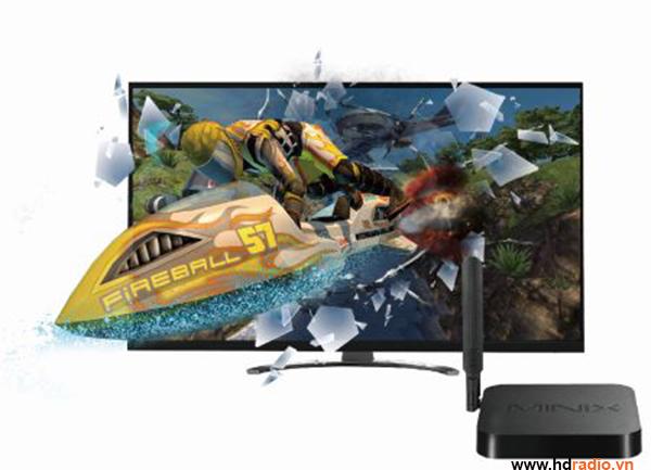 Android TV Box nào hỗ trợ 3D 4K mang giá rẻ hợp lý?