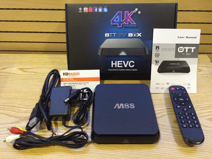 Những Android TV Box Hỗ trợ cổng AV cho Tivi CRT đời cũ