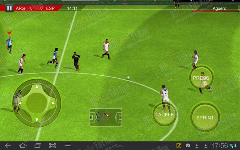 Những Game hỗ trợ tay cầm chơi game trên Android TV Box