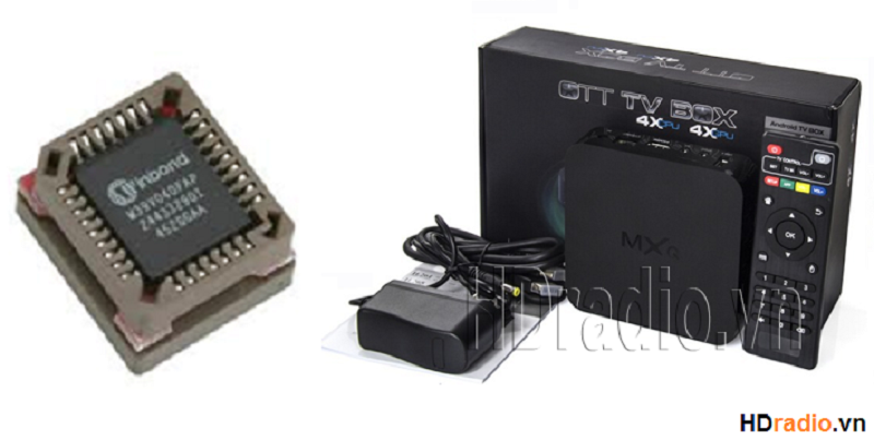 Phân tích,So sánh cấu hình,chipset,OS của Android TV Box.