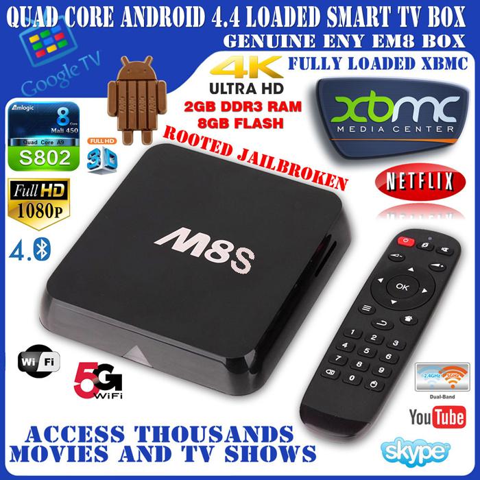 Smart Tv Box và Apple Tv