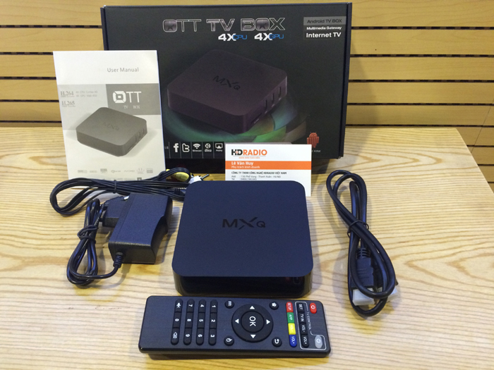 Sự Suy Thoái Của Smart TV Và Trào Lưu Dùng Box Android