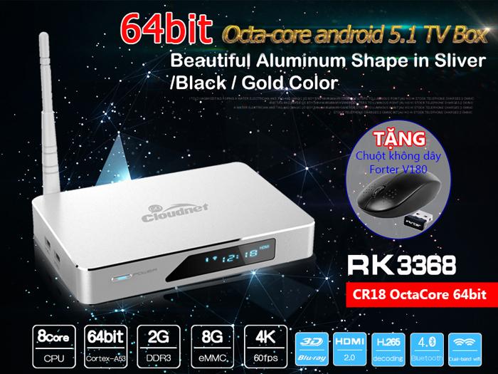 Tổng hợp Android TV Box CPU chipset 8 lõi,giá rẻ hợp lý.
