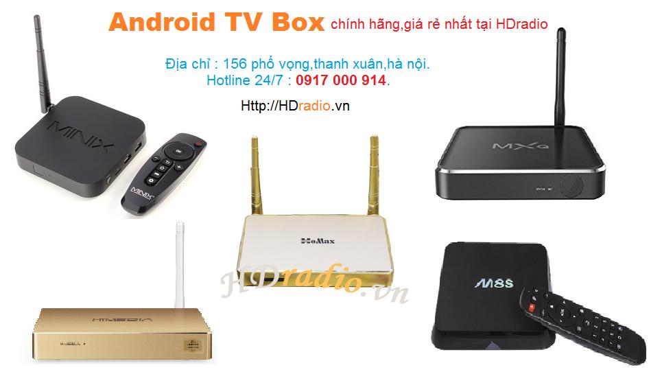 Giải đáp những câu hỏi thường gặp khi mua Android tv box giá rẻ [Full]