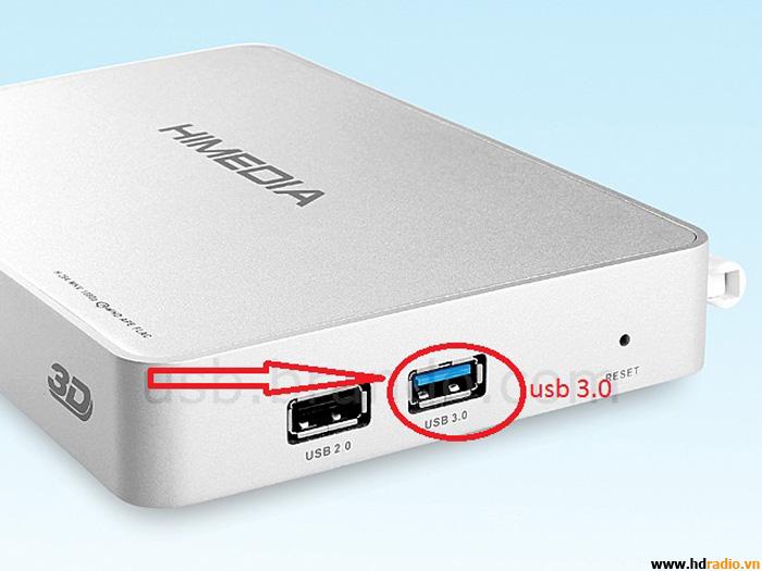 USB 2.0 vs USB 3.0: Những khác biệt trong công nghệ mới