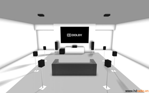 Amply Dolby Atmos cho gia đình - Hình 10