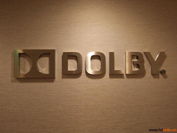 Tại Mỹ, Dolby thiết lập cơ sở ở rất nhiều nơi.