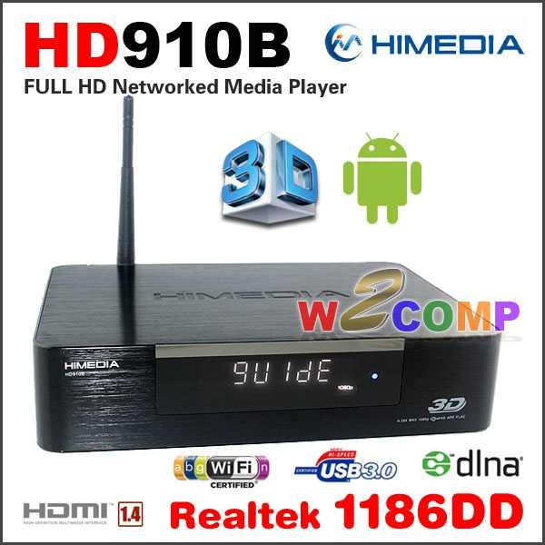 Đầu phát HD HiMedia 910B