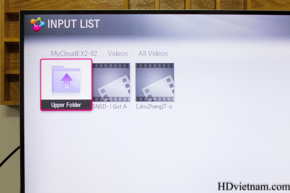 Hướng dẫn thiết lập WD My Cloud thành ổ cứng mạng chứa phim cho dân HD