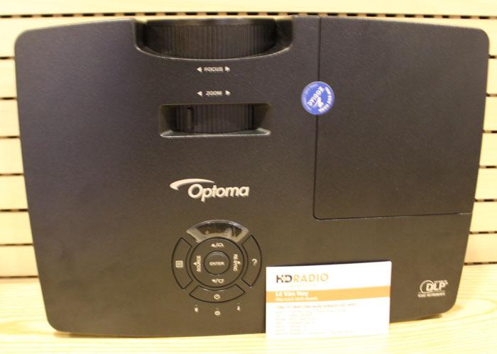 Đánh giá chi tiết Máy chiếu Optoma W316