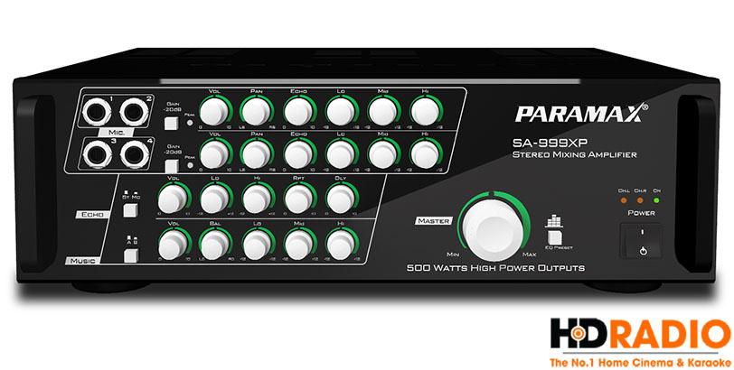 Amplyt Paramax SA 999XP Piano